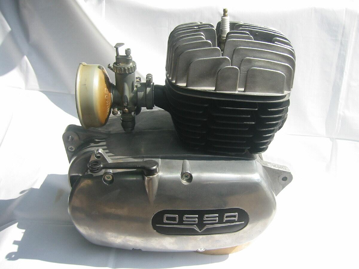 Ossa Motorcycle Parts